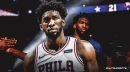 Sixers' Joel Embiid to sit out vs. Magic