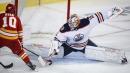 Oilers quarter mark report: Surprising goaltending a major boost