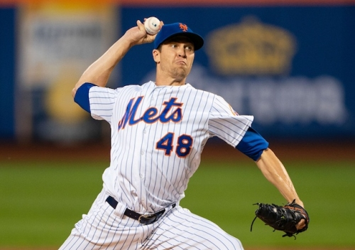 Mets' Jacob deGrom Repeats As NL Cy Young Award Winner; Dodgers' Hyun-Jin Ryu Ties With Max Scherzer For 2nd Place