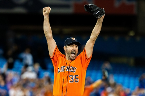 Ex-Detroit Tigers star Justin Verlander wins 2nd AL Cy Young Award, but this one's sweeter