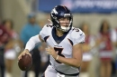 Broncos QBs Allen, Lock sharing snaps with starters