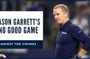 This hasn't been Jason Garrett's best week