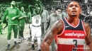 Wizards' Bradley Beal calls Celtics the Spurs of the East
