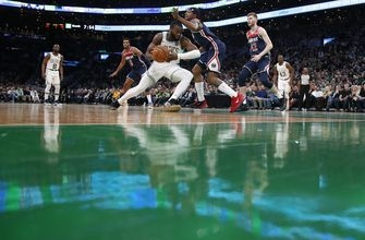 Celtics beat Wizards 140-133 despite 44 points from Beal