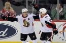 Pageau nets hat trick in Sens' comeback win over Devils