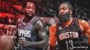 Rockets star James Harden speaks on Patrick Beverley's defense