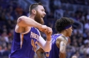 Aron Baynes has been playing out of his mind so far for Phoenix Suns