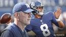 Giants' Daniel Jones, Saquon Barkley share messages of support for Pat Shurmur