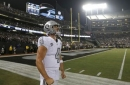 Raiders seek to avoid letdown vs. winless Bengals