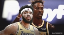 Lakers center JaVale McGee describes chemistry with Dwight Howard