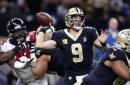 Brees, humbled Saints look to rebound against Buccaneers