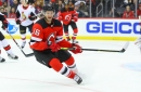 New Jersey Devils Kevin Rooney Listed Day-To-Day