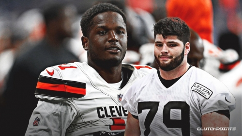 Browns activate Drew Forbes, releases Antonio Callaway