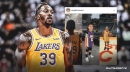 Lakers' Dwight Howard responds to hater on Instagram post about his kids