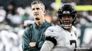 Jaguars QB Nick Foles says Frank Reich has really 'impacted' his life
