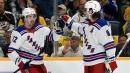 Rangers' Jacob Trouba leaves game vs. Lightning with upper-body injury