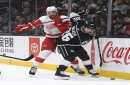 Detroit Red Wings vs. Los Angeles Kings: Photos from the game