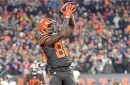 Browns receivers found holes against Steelers' vaunted secondary