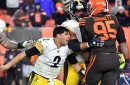 Steelers want NFL to come down hard on Browns' Myles Garrett