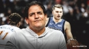Mavs owner Mark Cuban admits Luka Doncic 'does stupid s**t and that's a good thing'