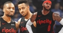 How Carmelo Anthony fits into the Blazers' rotation after all of their injuries