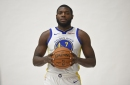 Instant building block: Warriors rookie Eric Paschall has already made himself essential