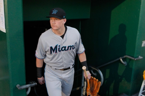 Cooper should start at first base for Marlins