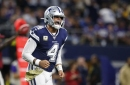 Tale of the tape: Coaching and defense waste a masterful performance from Dak Prescott in week 10