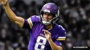 Vikings QB Kirk Cousins wants to win to stay in Minnesota as long as possible
