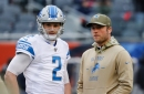 Detroit Lions football rules out Matthew Stafford for game vs. Dallas Cowboys