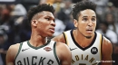 Giannis Antetokounmpo wishes Pacers' Malcolm Brogdon was still with Milwaukee