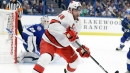 Hurricanes activate F Jordan Martinook from injured reserve
