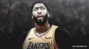 Anthony Davis doesn't think opponents are targeting his injured shoulder