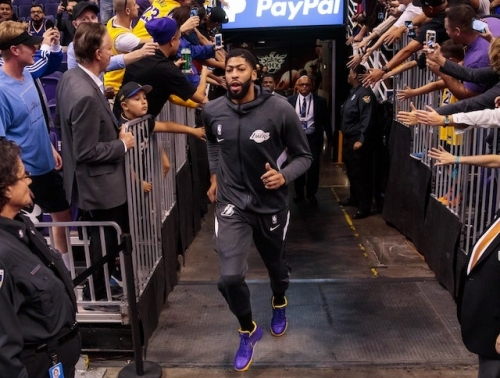 Anthony Davis: 'Expectations Have Met The Reality' To Begin 2019-20 NBA Season With Lakers