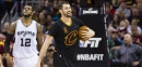 NBA Rumors: Spurs Could Trade LaMarcus Aldridge To Cavaliers For Kevin Love
