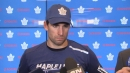 'Huge sense of urgency' but Tavares sees Maple Leafs moving up