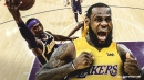 Lakers' LeBron James doesn't 'give a damn' what people say about Kentavious Caldwell-Pope