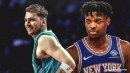 Dennis Smith Jr. admits he's a big Luka Doncic fan 'and that ain't changing'