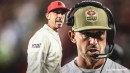 49ers' Kyle Shanahan reveals MNF drops cost team 108 yards