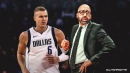 David Fizdale insists he's not the reason Kristaps Porzingis forced his way out