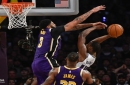 Lakers Highlights: Anthony Davis Seals Win Against Kings With Last-Second Block On Harrison Barnes