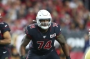Arizona Cardinals negotiating contract extensions with two offensive linemen per report