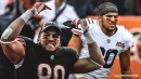 Chicago Bears place tight end Trey Burton on injured reserve