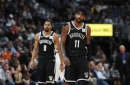 Nets' Irving out with shoulder injury vs Chicago