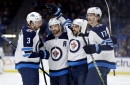 Stamkos scores 400th goal but Jets take the win over Lightning