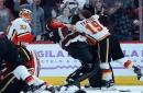 Den's Digest: Darcy Kuemper fights Matthew Tkachuk in Coyotes win vs. Flames
