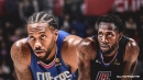 Kawhi Leonard, Patrick Beverley out for Clippers vs. Hawks