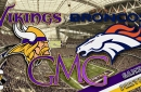 Vikings vs Broncos - GMG Preview Show