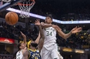 Antetokounmpo, Bucks trample Pacers 102-83
