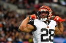 Bengals RB Joe Mixon wants to 'ball out' for 'homecoming' game in Oakland